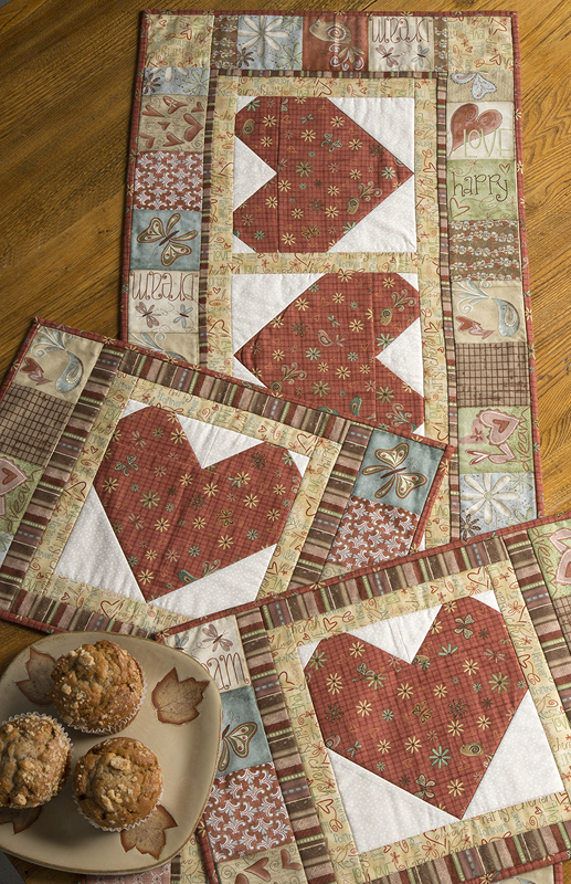 Heartstrings Flower Box Quilts