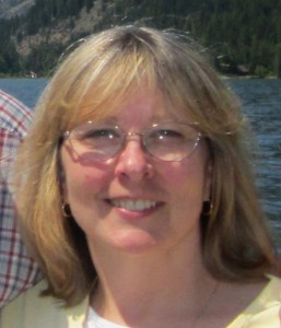 Michele - Lake Chelan - July 2012